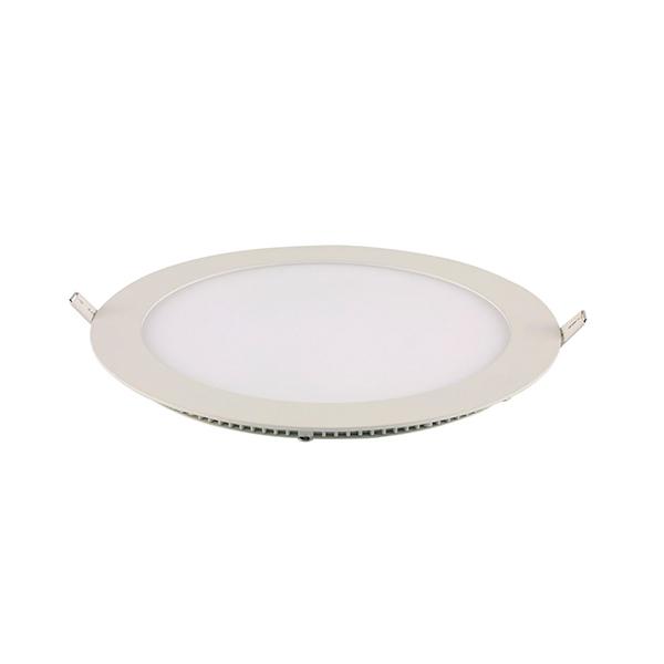 PAINEL DE LED SLIM EMBUTIR REDONDO 6W PN0203-6.000